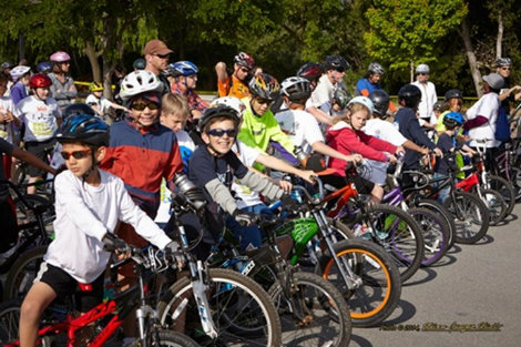 The Steven Cozza Foundation's Kids Gran Fondo raises money for schools and severely ill kids.