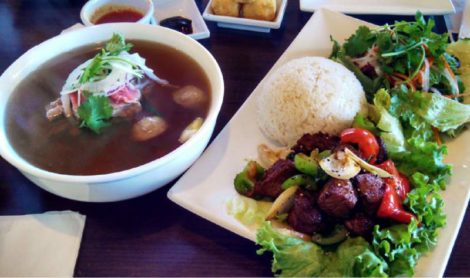 Pho and Shaking Beef at Petaluma's Simmer (Argus-Courier)
