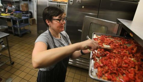 Renee Pisan of Chloe's French Cafe
