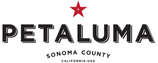 Petaluma Star (logo) - Petaluma Economic Development Division